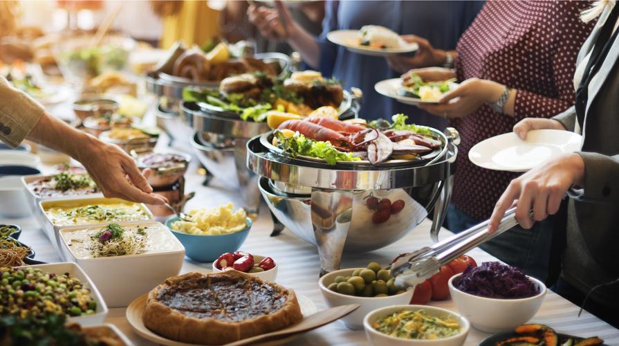 Conosciuto Ricette per buffet: 10 idee che conquisteranno tutti gli ospiti GB93