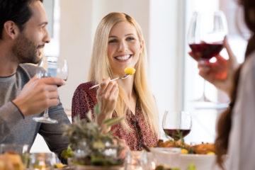 invitare a cena un romagnolo