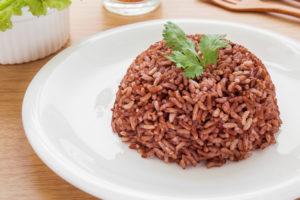 tipi di riso rosso