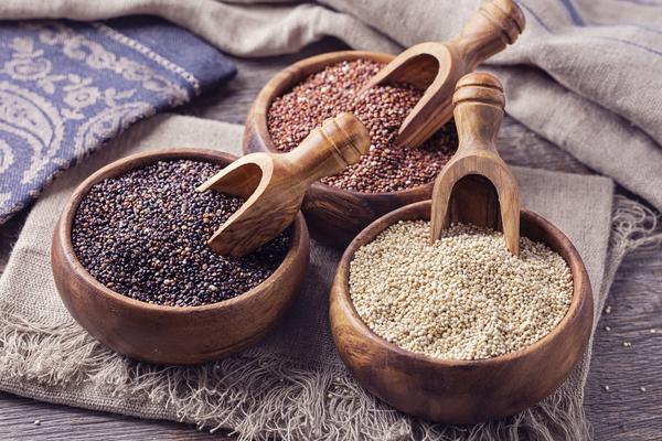 quinoa tipi