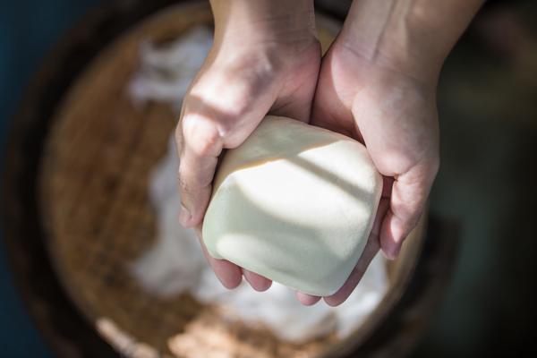fare il tofu