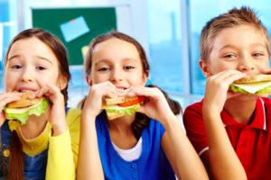 panino da casa a scuola