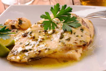 ricette pesce spada