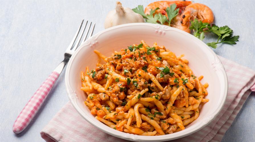 Ricetta sugo di pesce per pasta