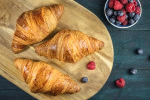 origini croissant