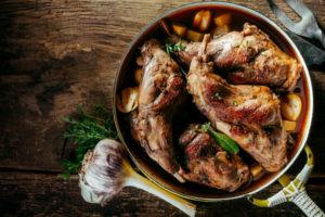 ricette coniglio