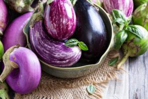 Melanzane valori nutrizionali