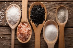 tipi di sale