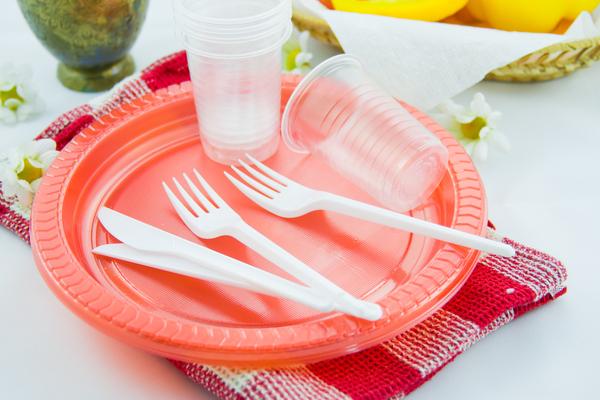 piatti di plastica fanno male