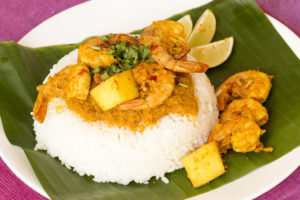 ricette con curry