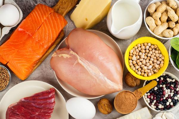 alimenti proteine