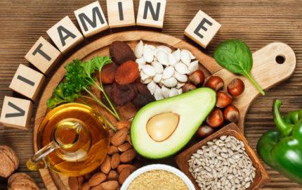 alimenti ricchi di vitamina e