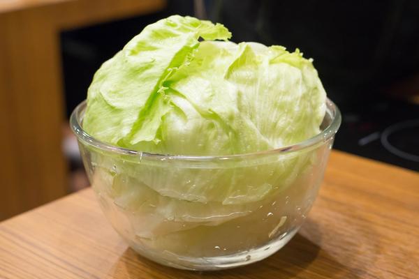 lattiga iceberg club sandwich