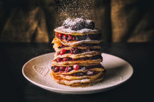 pancake origini