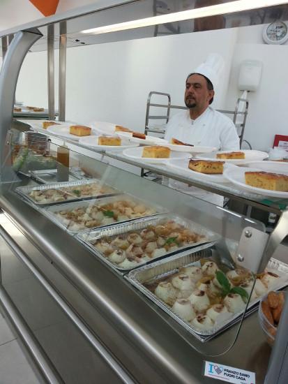 mensa cir food