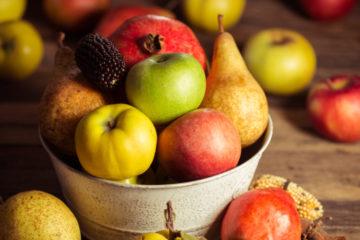 frutti dimenticati d'autunno
