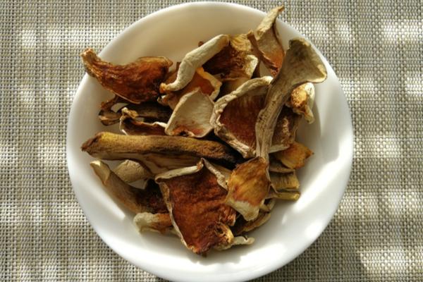 funghi in conserva