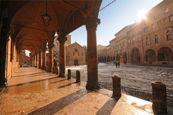 Bologna capitale culturale