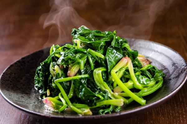 spinaci e moringa