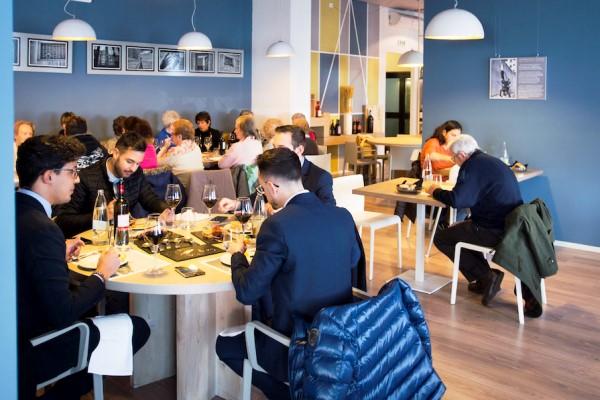 ristorante Ingalera sala
