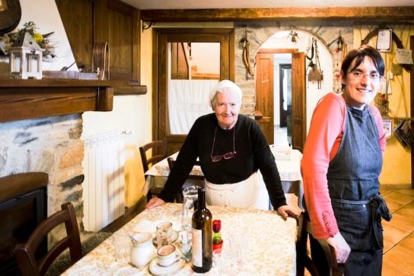 cucina bianca malghe