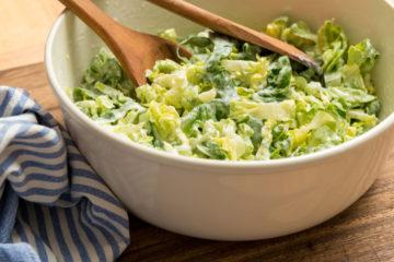 insalata di verza