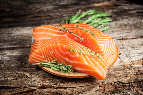 salmone pesca