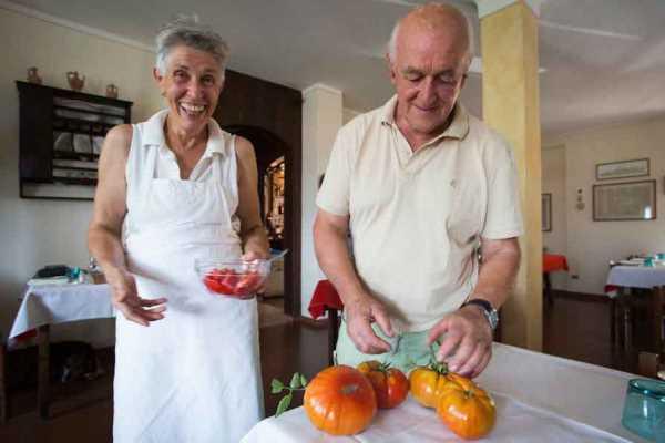 tiziana e luciano ferrari pomodori