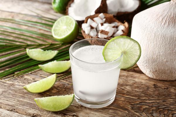 acqua di cocco drink