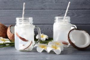 acqua di cocco proprietà