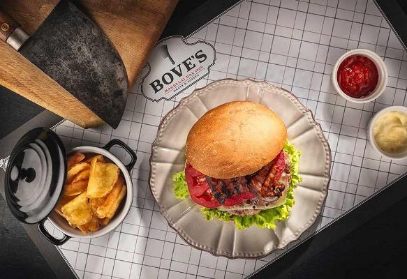 bove's hamburger milano