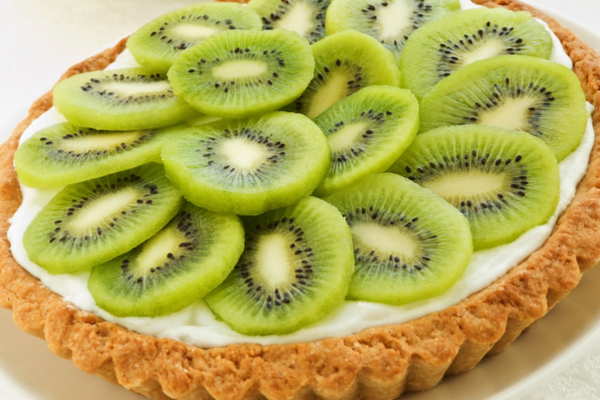 crostata kiwi