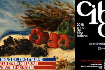 2018 anno nazionale del cibo italiano