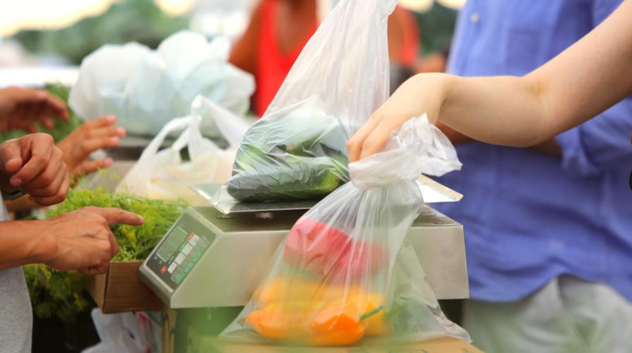 Risultati immagini per immagini di sacchetti biodegradabili