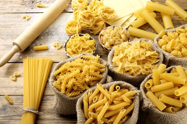 tipi di pasta