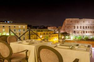 ristoranti romantici a roma