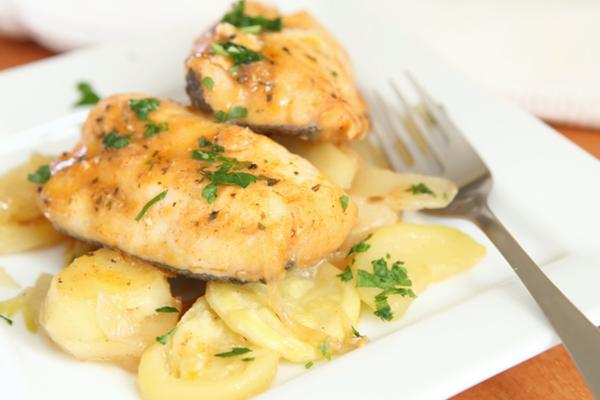 nasello patate